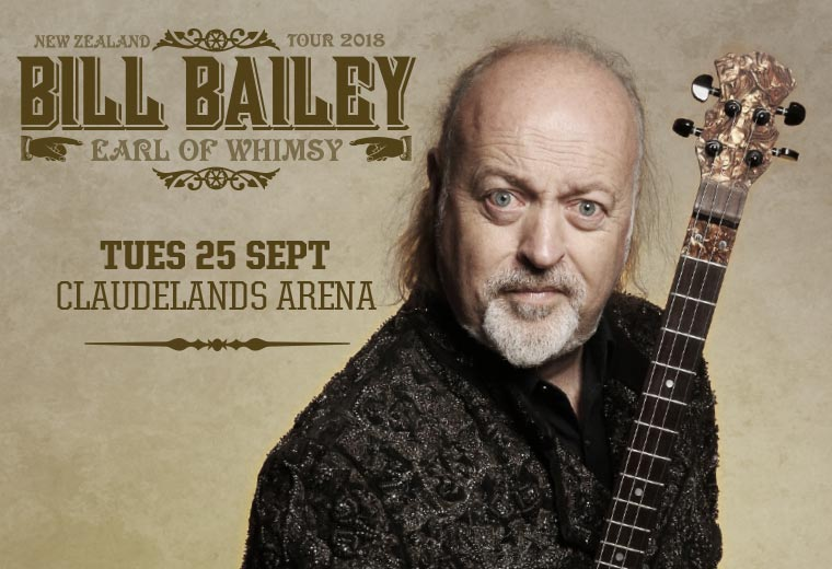 Bill Bailey - Earl of Whimsy